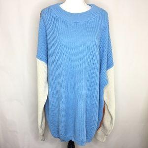 Pretty Little Thing Chunky Knit Sweater Dress Sz M